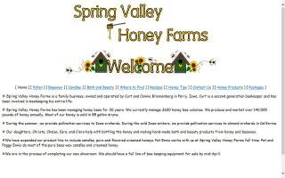 Spring Valley Honey Farms
