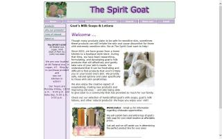 The Spirit Goat