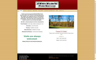 Windy Willow Farm Services, LLC.