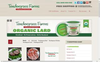 Tender Grass Farm, Inc.