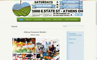 Athens Farmers Market