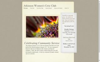 Atkinson Women's Civic Club
