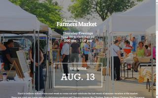 Barrington Farmers Market Home Page