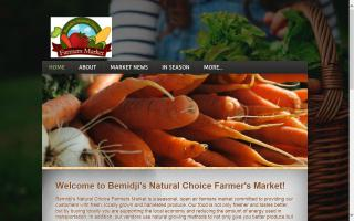 Bemidji's Natural Choice Farmers Market
