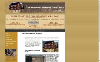Benson Mill Harvest Days
