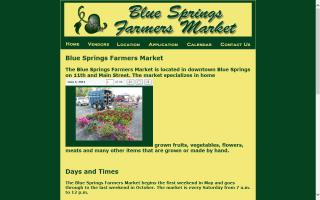 Blue Springs Farmers Market