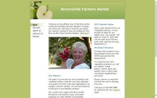 Brownsville Farmers Market