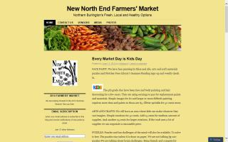New North End Farmers' Market