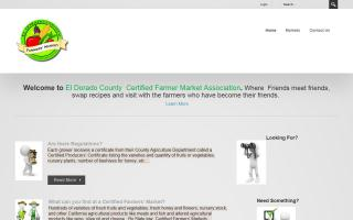 EDC Certified Farmers' Market Association