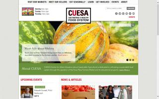 Center for Urban Education about Sustainable Agriculture - CUESA