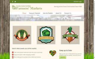 Contra Costa Certified Farmers' Markets, Inc. - CCCFM