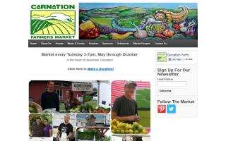 Carnation Farmers Market