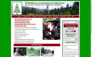 Patchen California Christmas Tree Farm