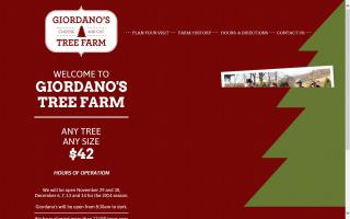 Giordano's Tree Farm