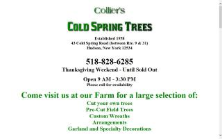 Cold Spring Tree Farm