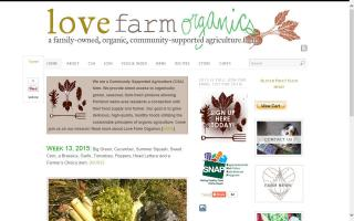 Love Farm Organics, LLC.