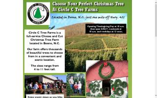 Circle C Tree Farms