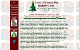 Brewer's Christmas Tree Farm