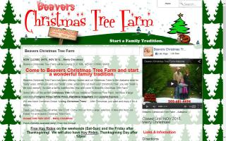 Beavers Christmas Tree Farms