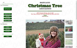 Maryland Christmas Tree Association - MCTA