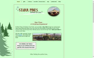 Starr Pines Christmas Tree Farm