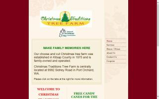 Christmas Traditions Tree Farm