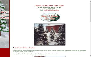 Sarna's Christmas Tree Farm