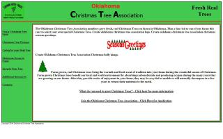 Oklahoma Christmas Tree Association