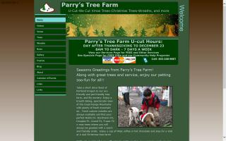 Parry's U Cut Tree Farm