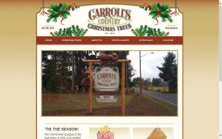 Carroll's Country Christmas Trees