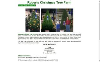 Roberts Christmas Tree Farm