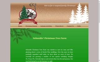 Schmidt's Christmas Tree Farm
