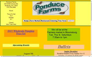 Ponduce Farms