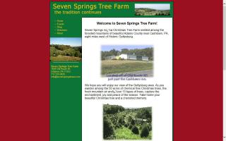 Seven Springs Tree Farm
