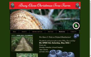 Busy Elves Christmas Tree Farm