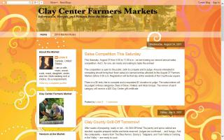 Clay Center Farmers' Market