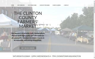 Clinton County Farmers' Market