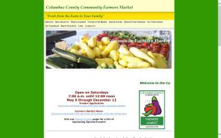 Columbus County Community Farmers Market, Inc.