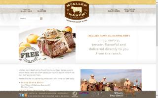 McAllen Ranch All Natural Beef