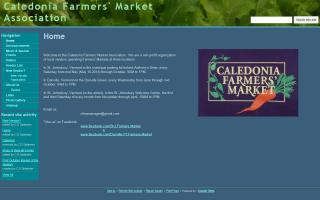 Caledonia Farmers' Market Association