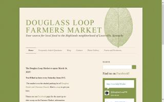 Douglass Loop Farmers Market