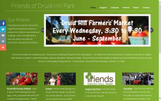 Druid Hill Farmer's Market
