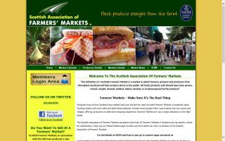 Scottish Farmers' Markets