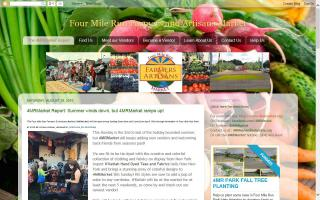Four Mile Run Farmers and Artisans Market