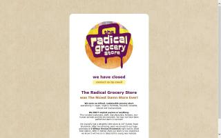 Radical Grocery