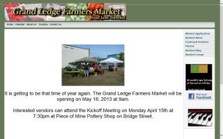 Grand Ledge Farmers Market