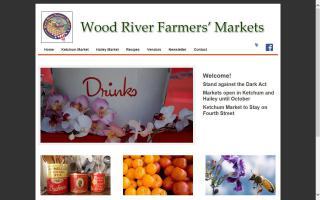 Wood River Farmers' Markets