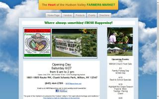 Heart of the Hudson Valley Farmer's Market