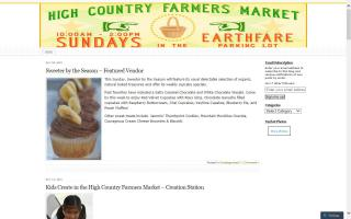 High Country Farmers Market