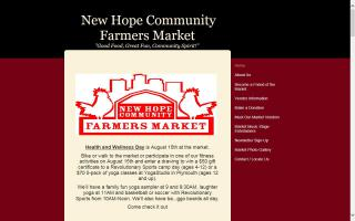 New Hope Community Farmers Market